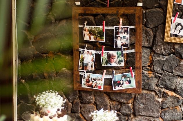 decoração com fotos7