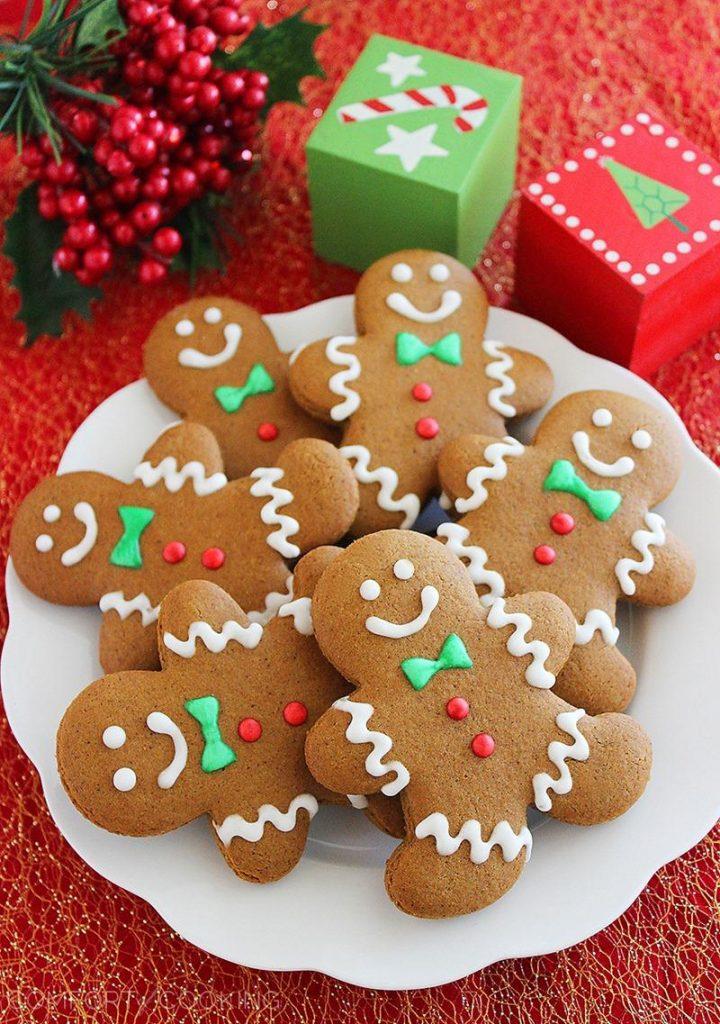 biscoitos natalinos 1