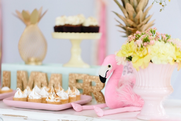 festa tema flamingo 13