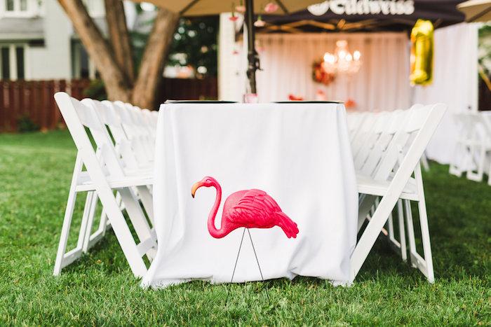 festa tema flamingo 16