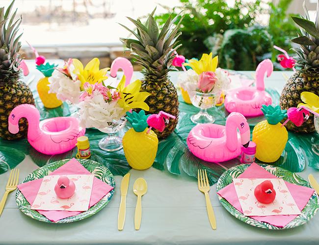Decora 231 227 O 5 Dicas Para Uma Festa Com O Tema Flamingos Noiva Ansiosa Blog De Casamento Para