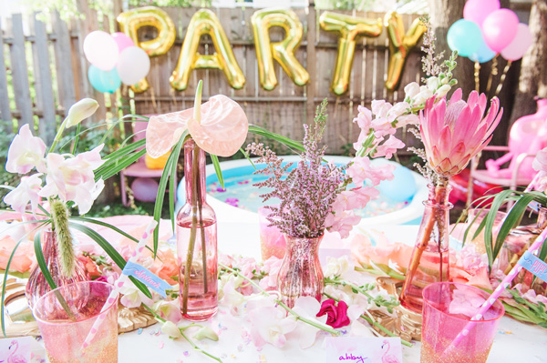 festa tema flamingo 5