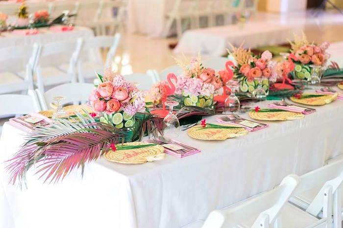 festa tema flamingo 7
