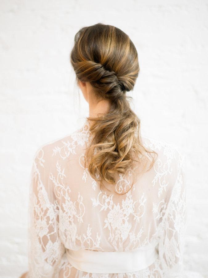 penteados para casar na praia ou no campo 1