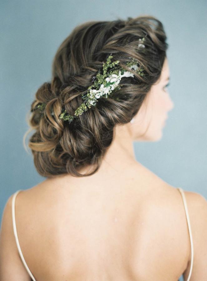 penteados para casar na praia ou no campo 10