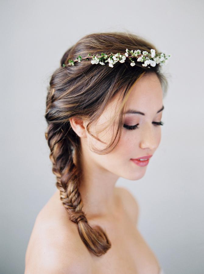 penteados para casar na praia ou no campo 12