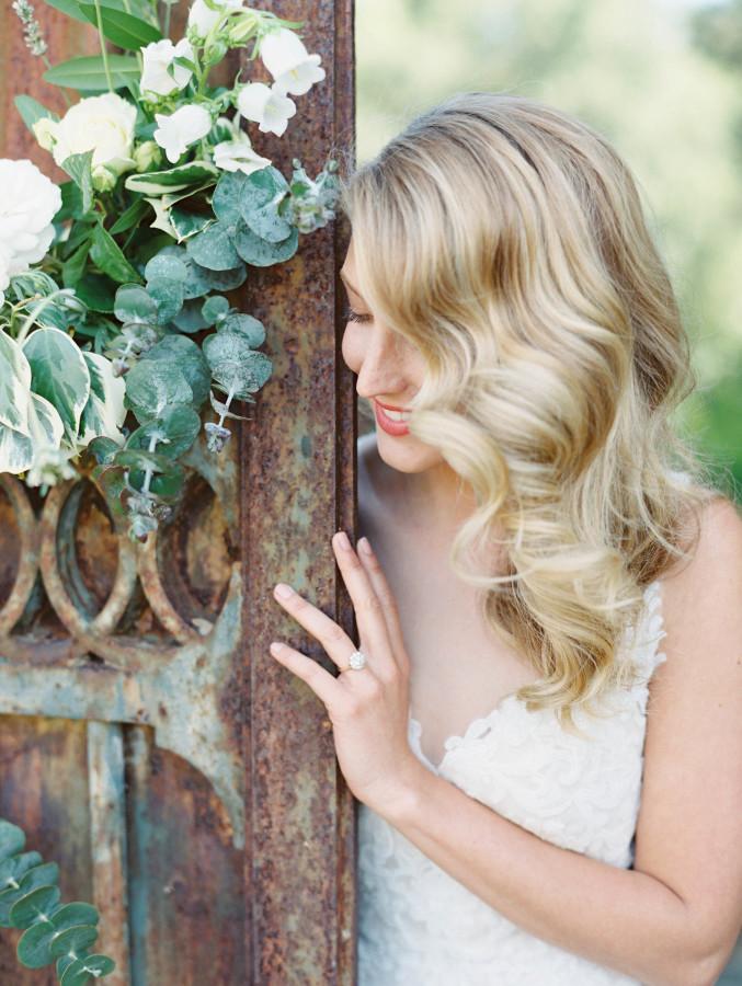 penteados para casar na praia ou no campo 14