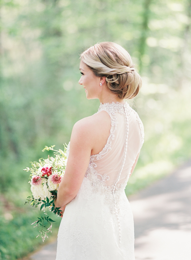 penteados para casar na praia ou no campo 18