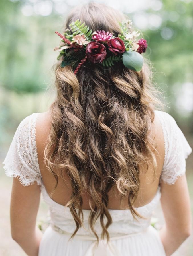 penteados para casar na praia ou no campo 23