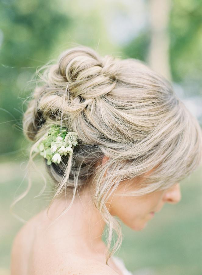 penteados para casar na praia ou no campo 5