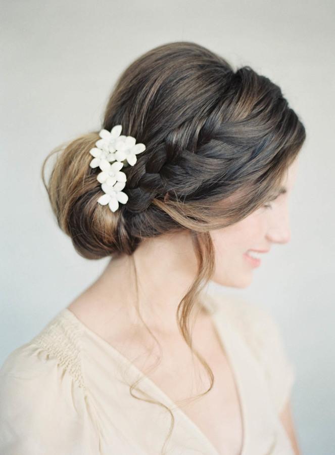 penteados para casar na praia ou no campo 9