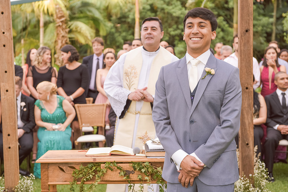 Casamento com significado - Noiva Ansiosa