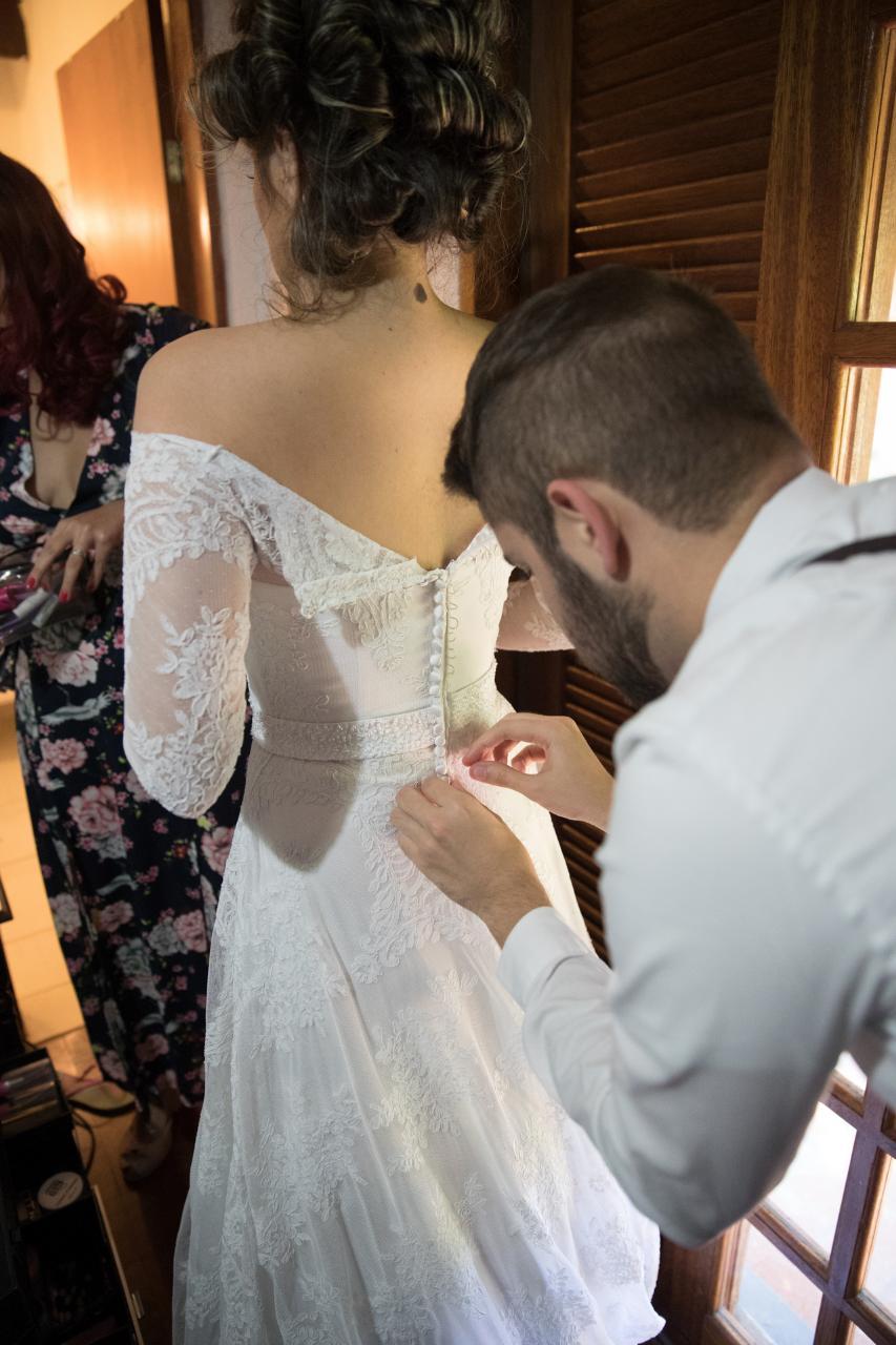 Camila e Caio - Casamento no Sítio em Atibaia