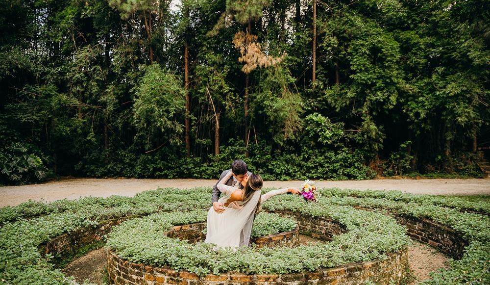 b4b7a3ab1 Ana Carolina e Rafael   Casamento intimista no campo — Noiva Ansiosa ...