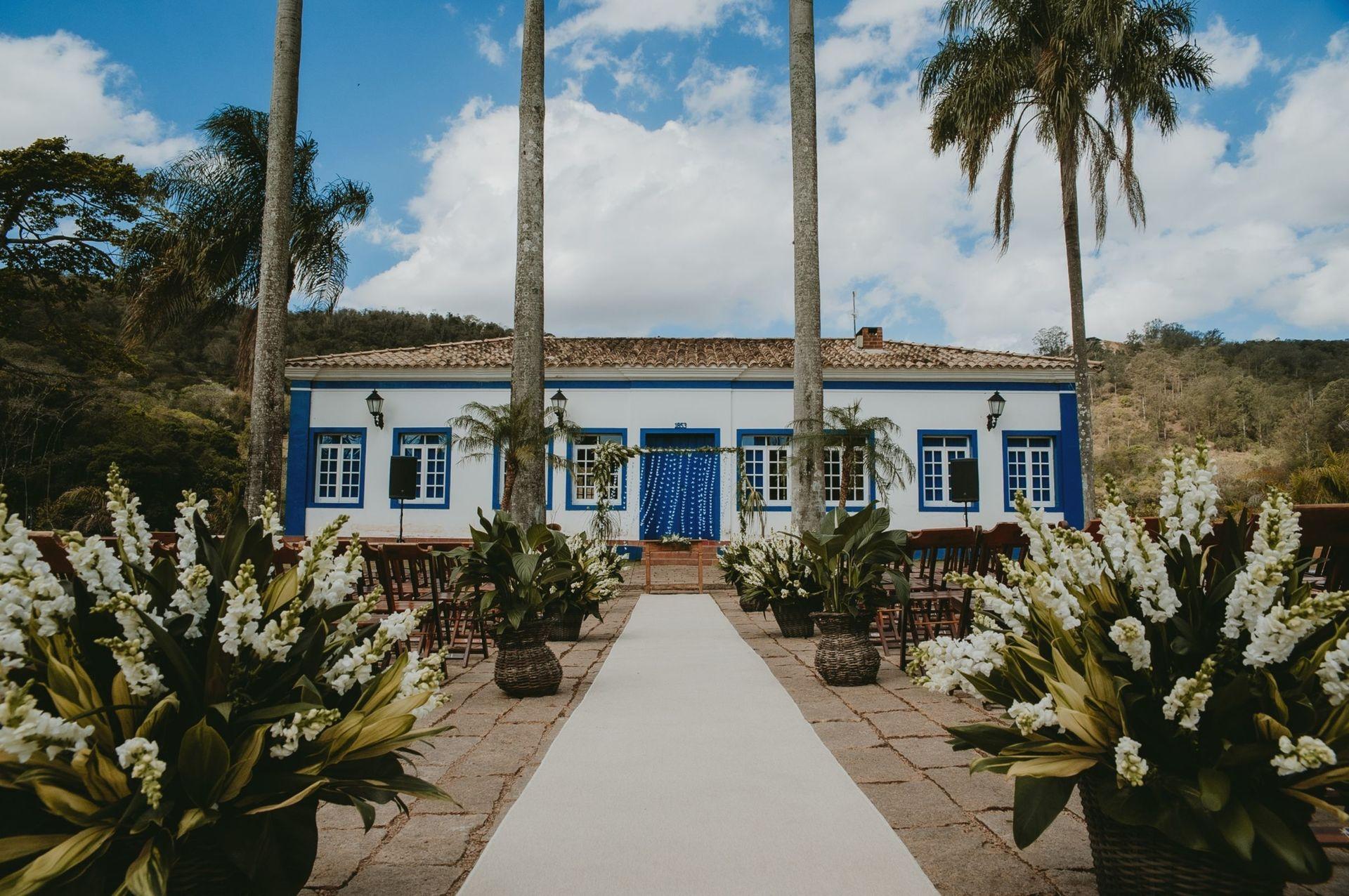 Serra dos Cocais, um bom lugar para casar