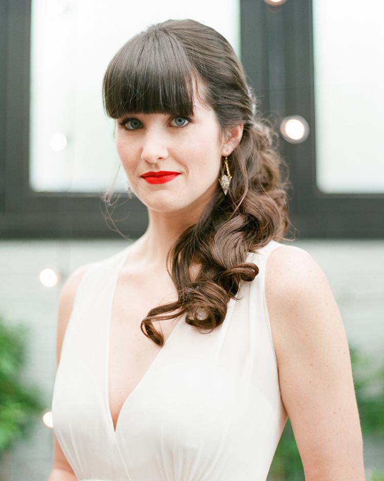 Beleza da Noiva | Noiva de batom vermelho: seja sua melhor versão