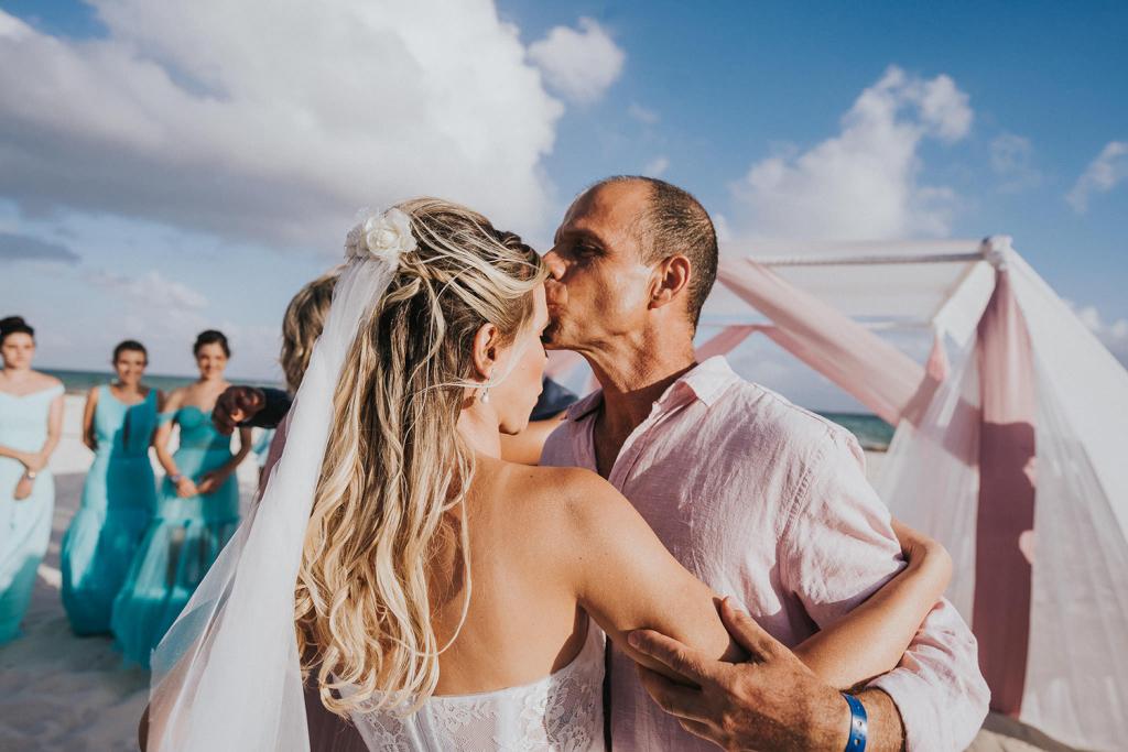 Carolina e Victor Destination Wedding em Riviera Maya por Casa de Dois Destination Wedding