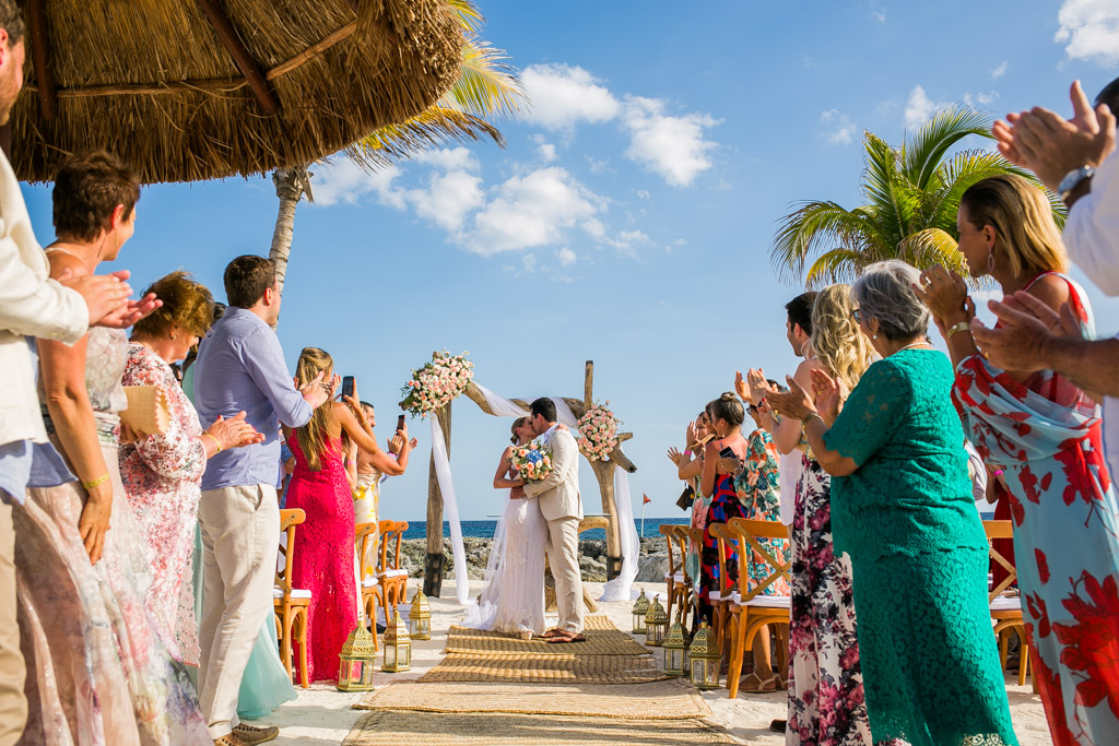 Destination Wedding no Caribe por Fernanda Murici Assessoria Noiva Ansiosa