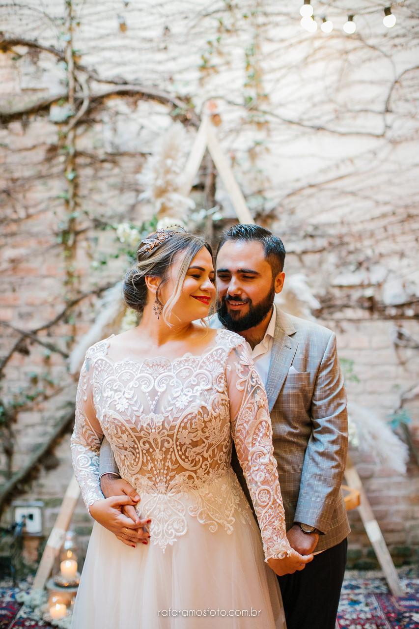 Carla e Tiago | Mini wedding na Casa Quena: amor e autenticidade