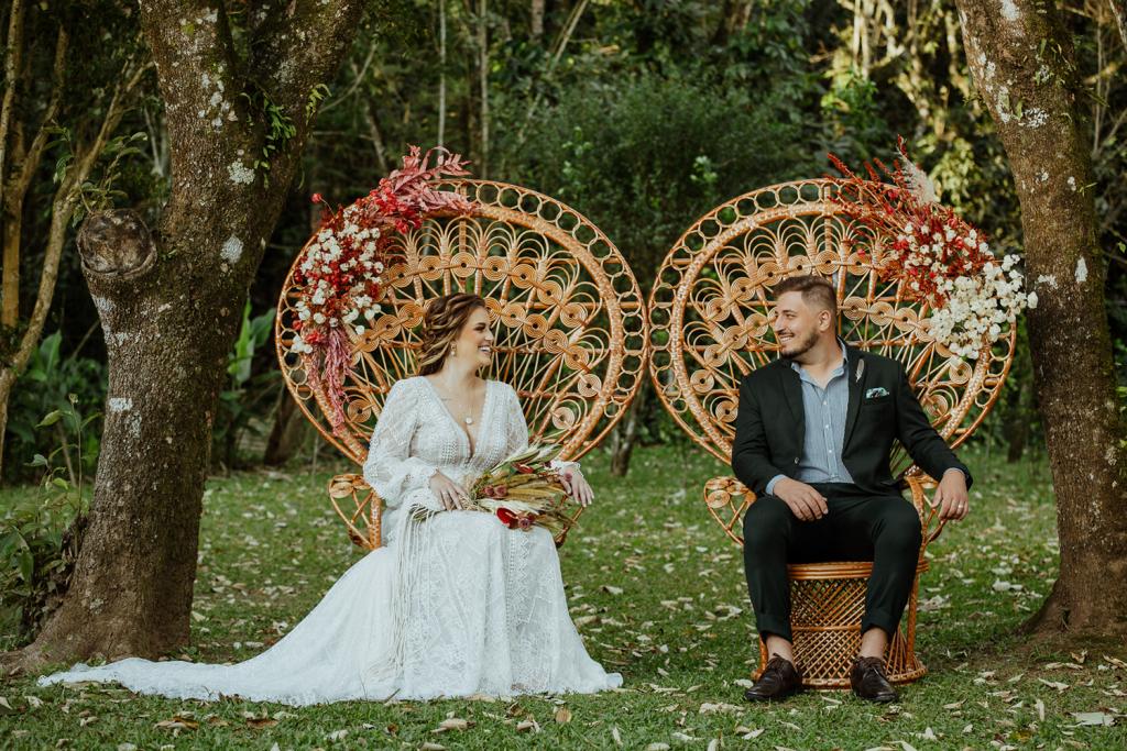 Editorial Boho Love   Rendas e macramês no Espaço Ravena Garden
