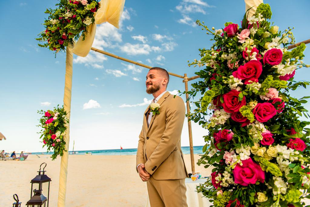 Natalia e Caio Casamento em Cancun por Casa de Dois Destination Wedding
