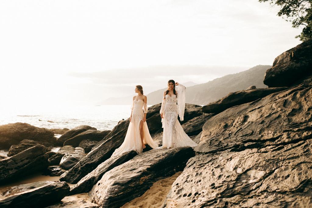 Noiva de Praia | Casamentos no litoral com beleza de Gisele Barbosa