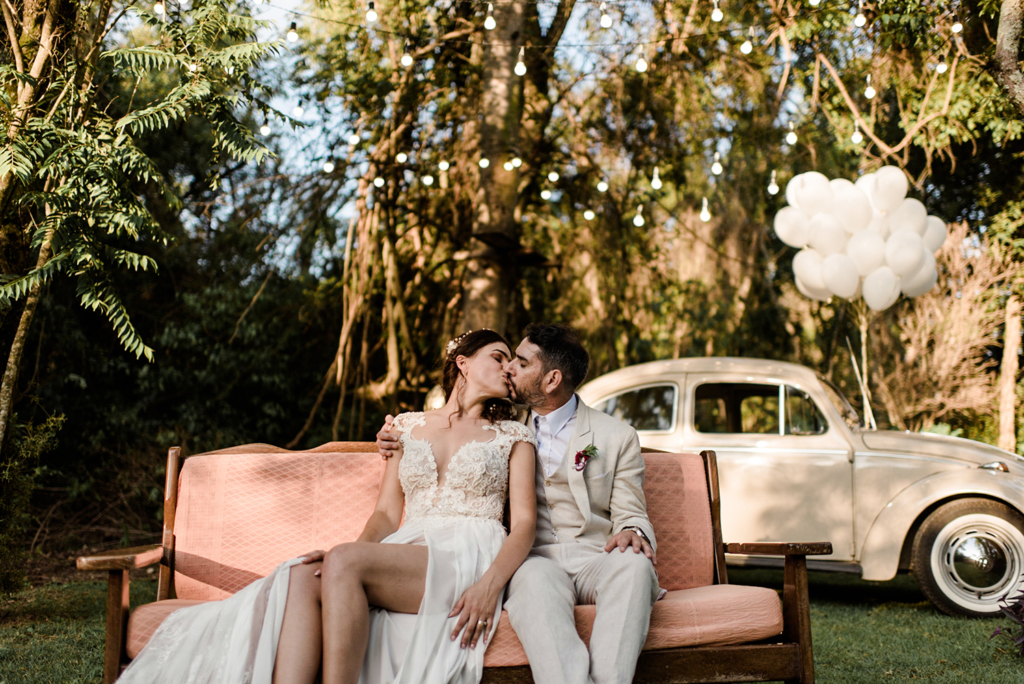 Elisa e Beto | Casamento rústico: o amor é uma viagem
