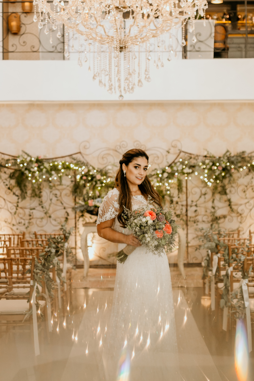 Noiva Ansiosa no Chalé Quintal - Canvas Ateliê