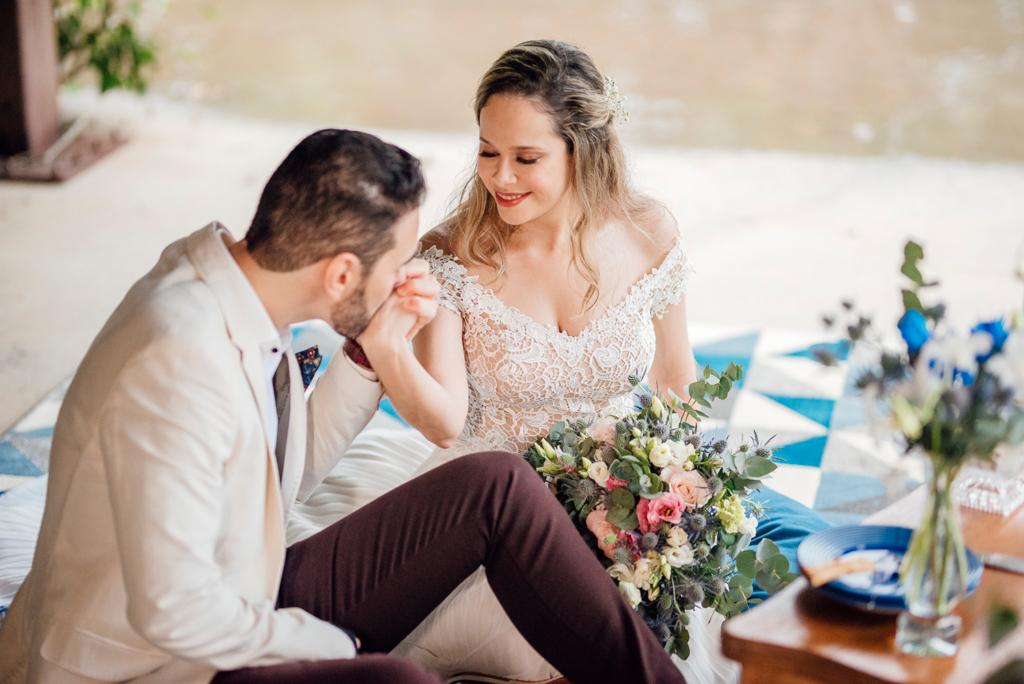 Babisy e Anderson | Elopement wedding ao amanhecer