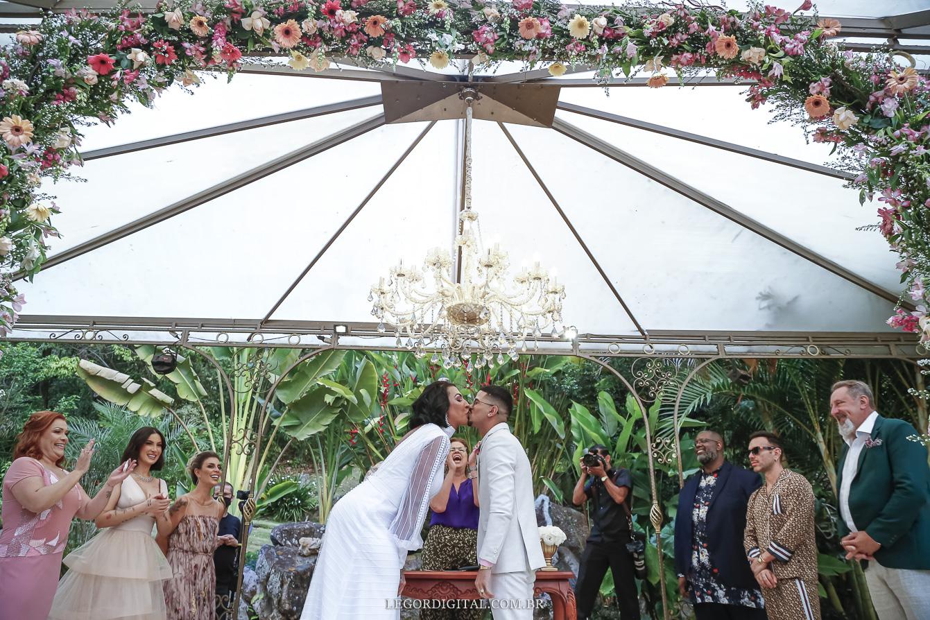 Pepita e Kayque | Casamento intimista no Ravena Garden
