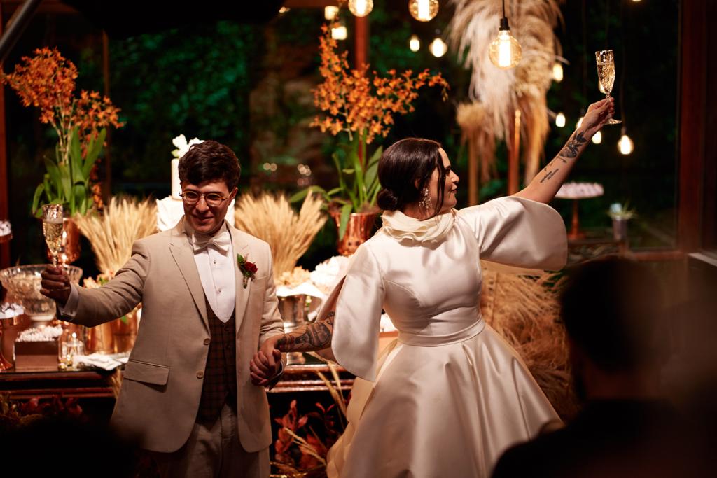 Priscila e Filipe | Amor e estilo: um lindo casamento em Brasília