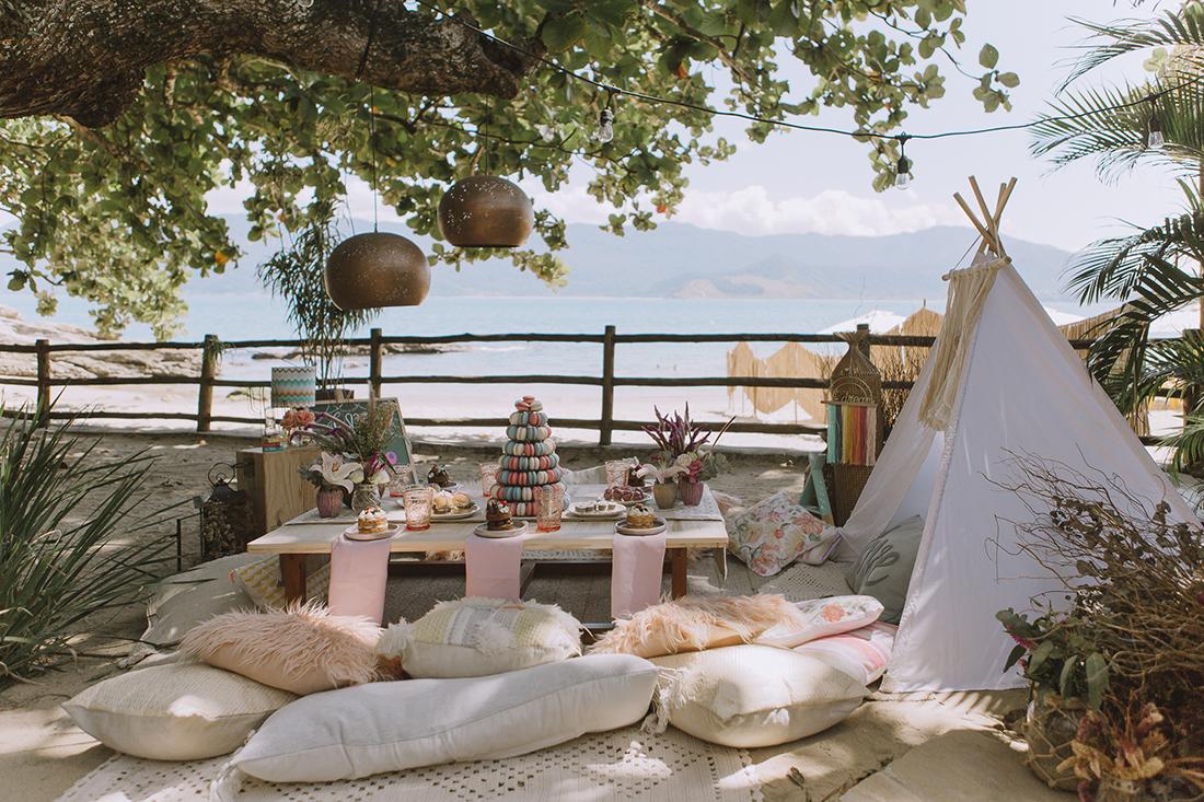 Profissionais de casamento do litoral que você precisa conhecer Tribo Brincadeiras