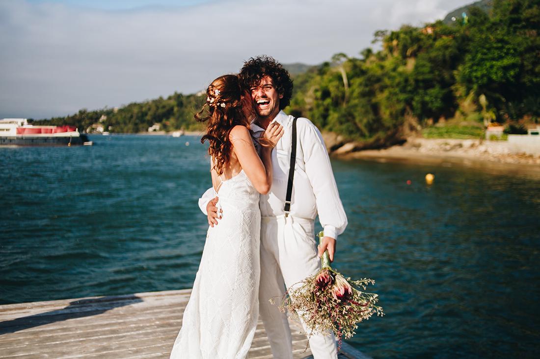 Profissionais de casamento do litoral que você precisa conhecer Ilhabela