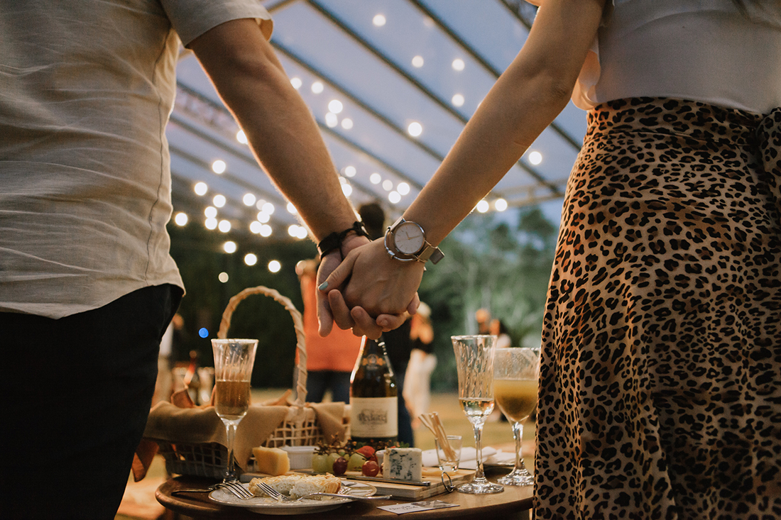 Cine Noiva Ansiosa - Infinity Gastronomia