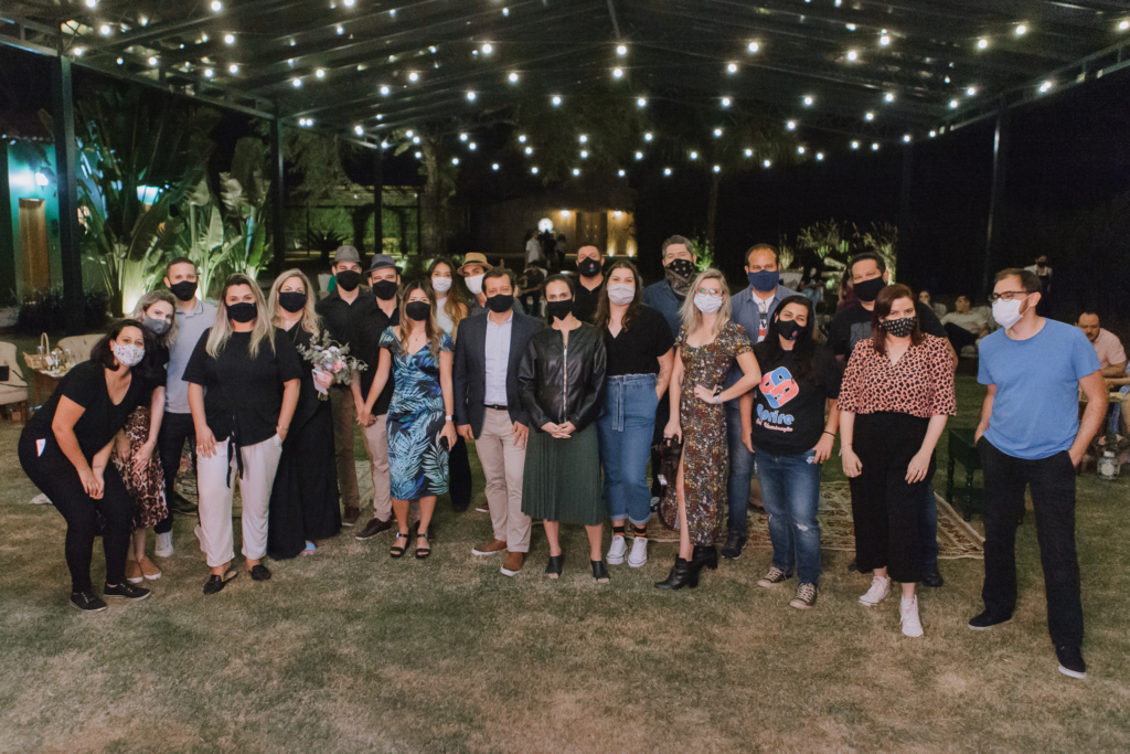Cine Noiva Ansiosa - Evento para Noivas na Fazenda Dona Inês