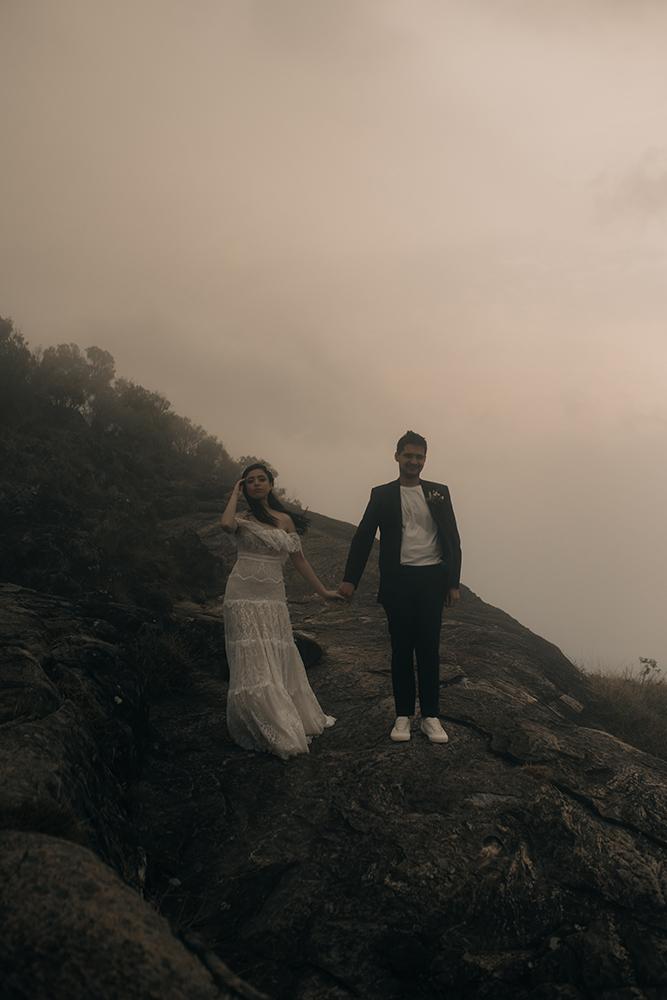 Deb e Leo   Elopement Wedding na Pedra do Baú por Eu Caso Vocês
