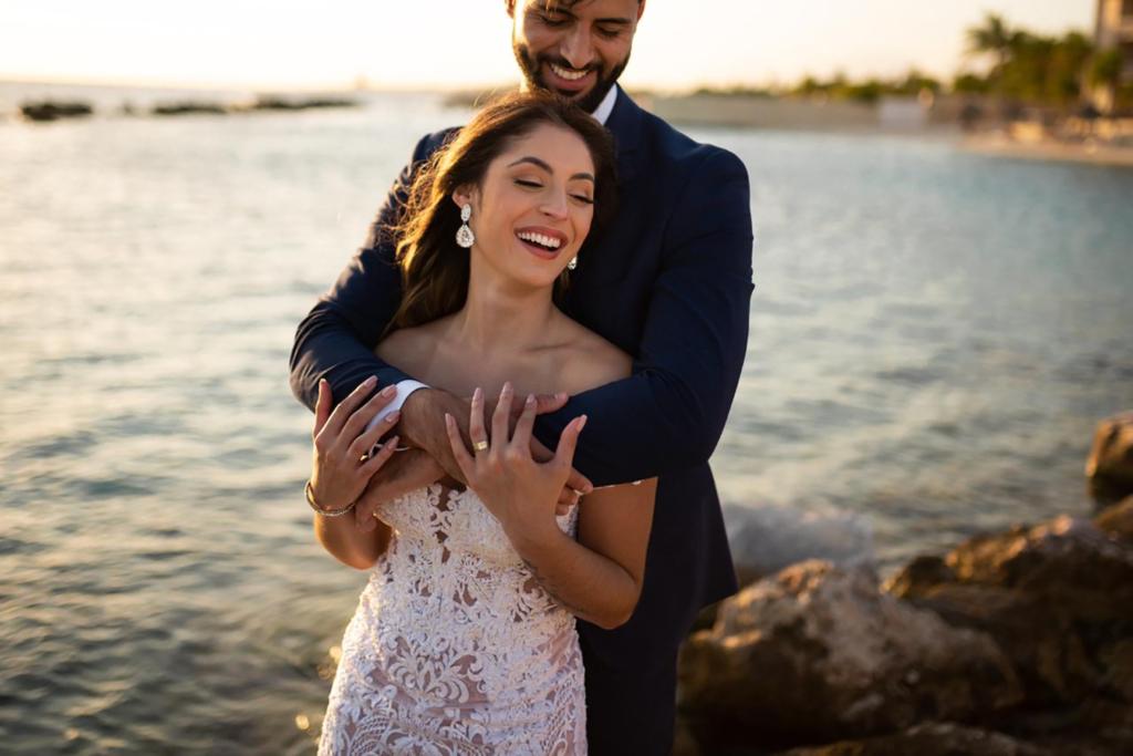 Sabrina e João | Destination wedding em Curaçao