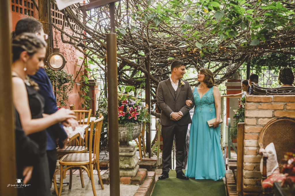 Daniella e Filipe | Casamento romântico no Espaço Quintal