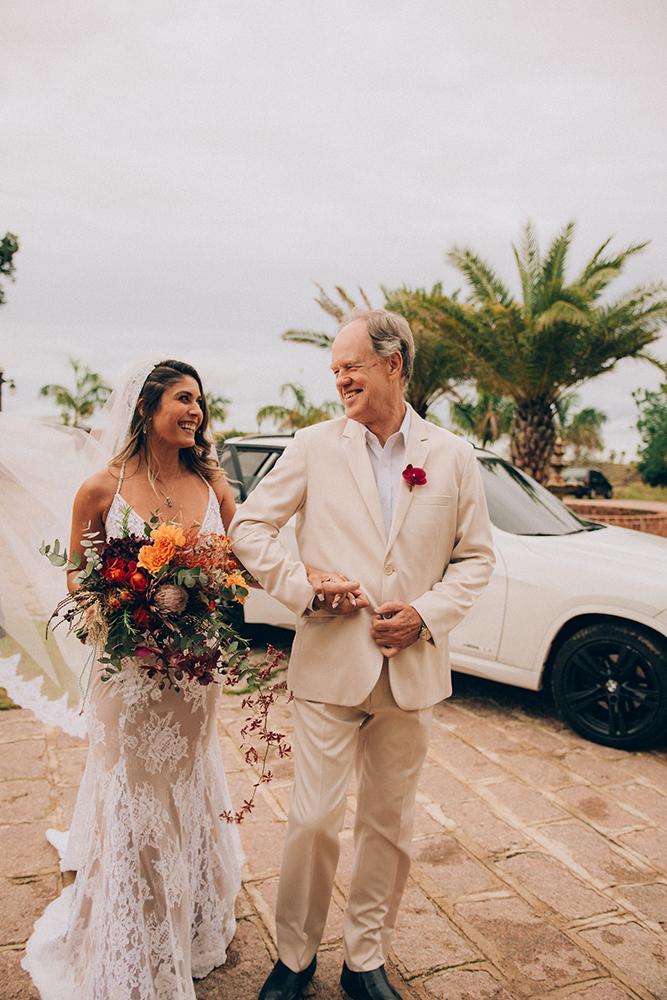 Jordana e Henrique | Mini wedding na Fazenda Embaúva