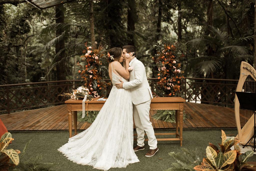 Micro wedding no campo | Talita e Diego na Casa Giardino