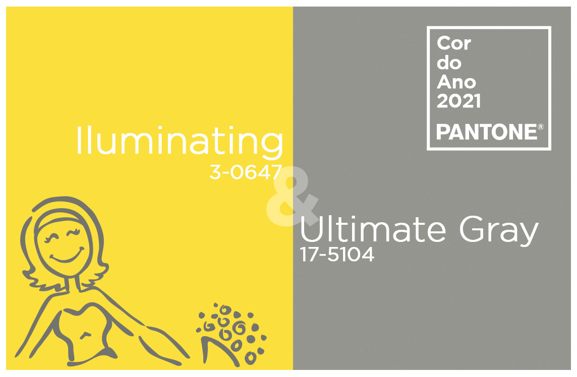 Pantone 2021 | Ultimate Gray e Illuminating: como usar no seu casamento