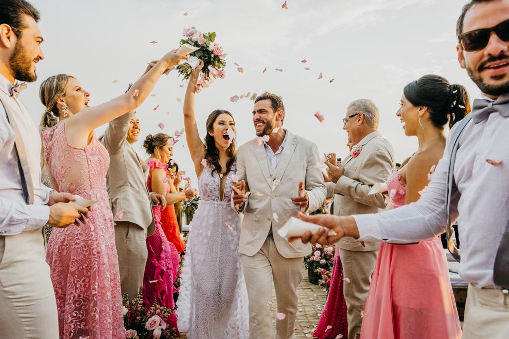 A Bela da Ilha | Dicas de beleza para a noiva de praia