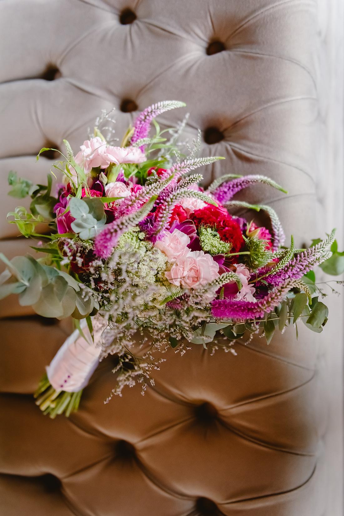 Bouquet de noiva por Cris Rocha