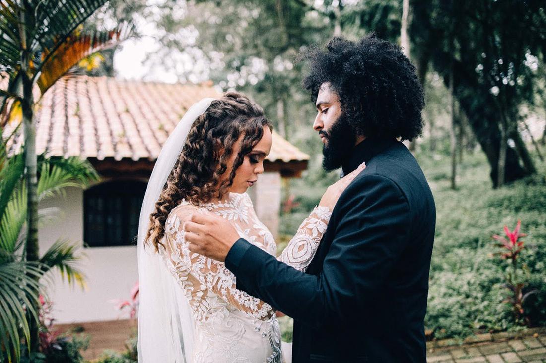 Gabriella e Lucas | Uma linda troca de votos para celebrar o amor
