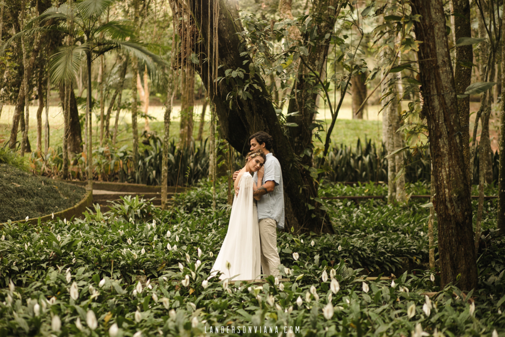 Casamentos na Casa Giardino: experiência e natureza