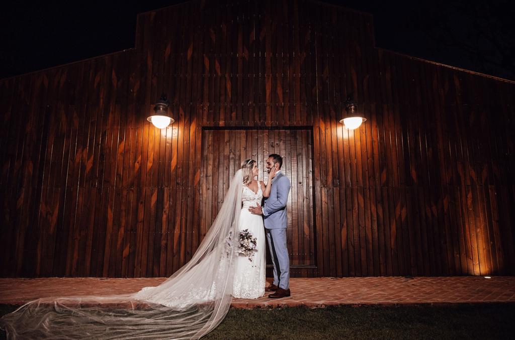 Cauana e Kaique | Casamento com decoração dos sonhos na fazenda