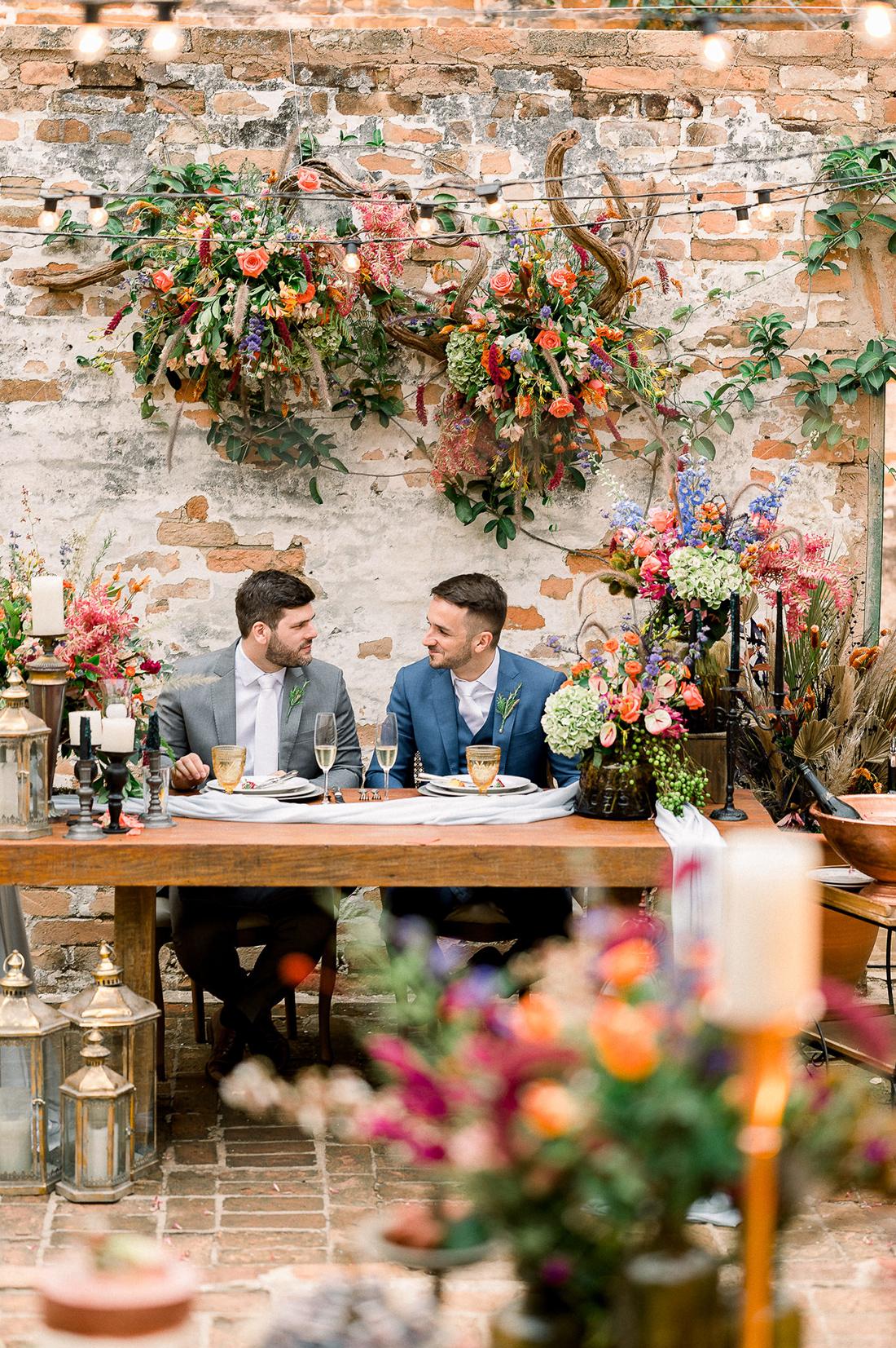 Eles - Casamento a dois na Fazenda Embauva - Gastronomia