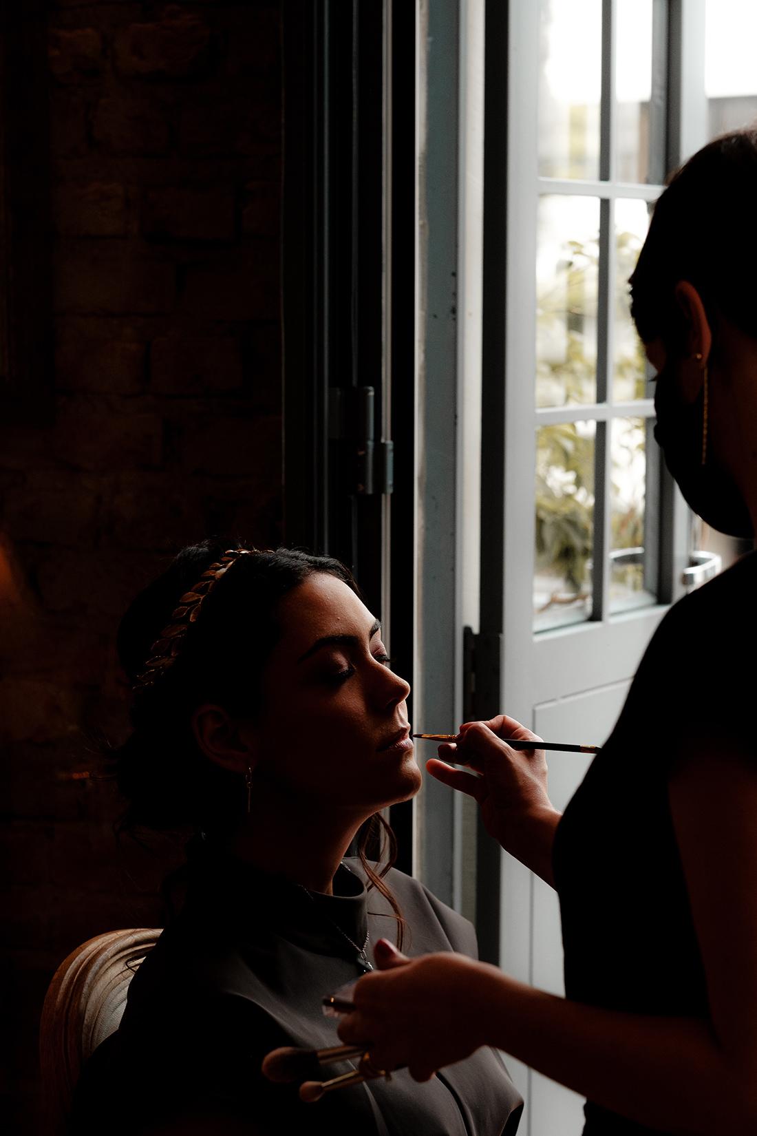 Noiva de Verdade - Noiva Ansiosa na Casa Quintal - Beleza por Ju Toledo