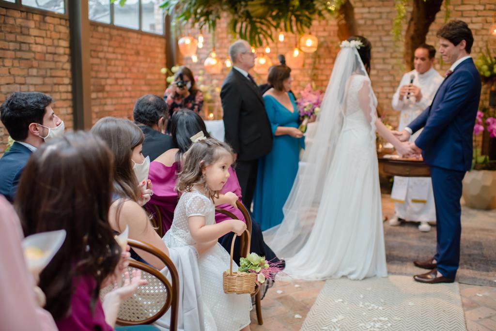 Carla e Gustavo | Casamento intimista na Casa Bovero