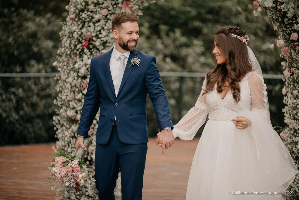 Gabrielle e Eduardo | Um lindo casamento campestre